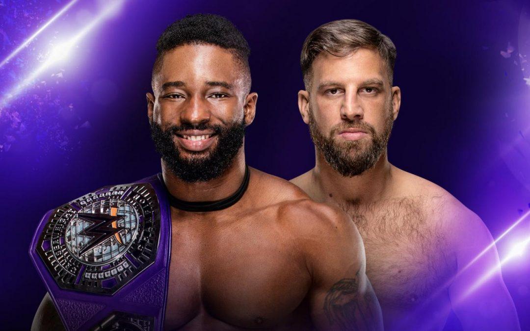 WWE 205 Live Review (09/19/18): Cedric Alexander vs Drew Gulak