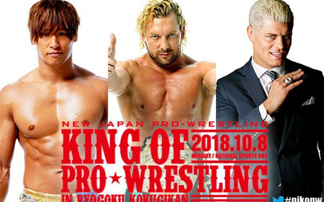 Keepin' It Strong Style – EP 45 – King of Pro Wrestling Review