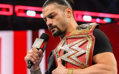 The Outsider's Edge presents The Fill The Void Episode – Roman Reigns, Evolution, Crown Jewel, Johnny Gargano, and Bullet Club
