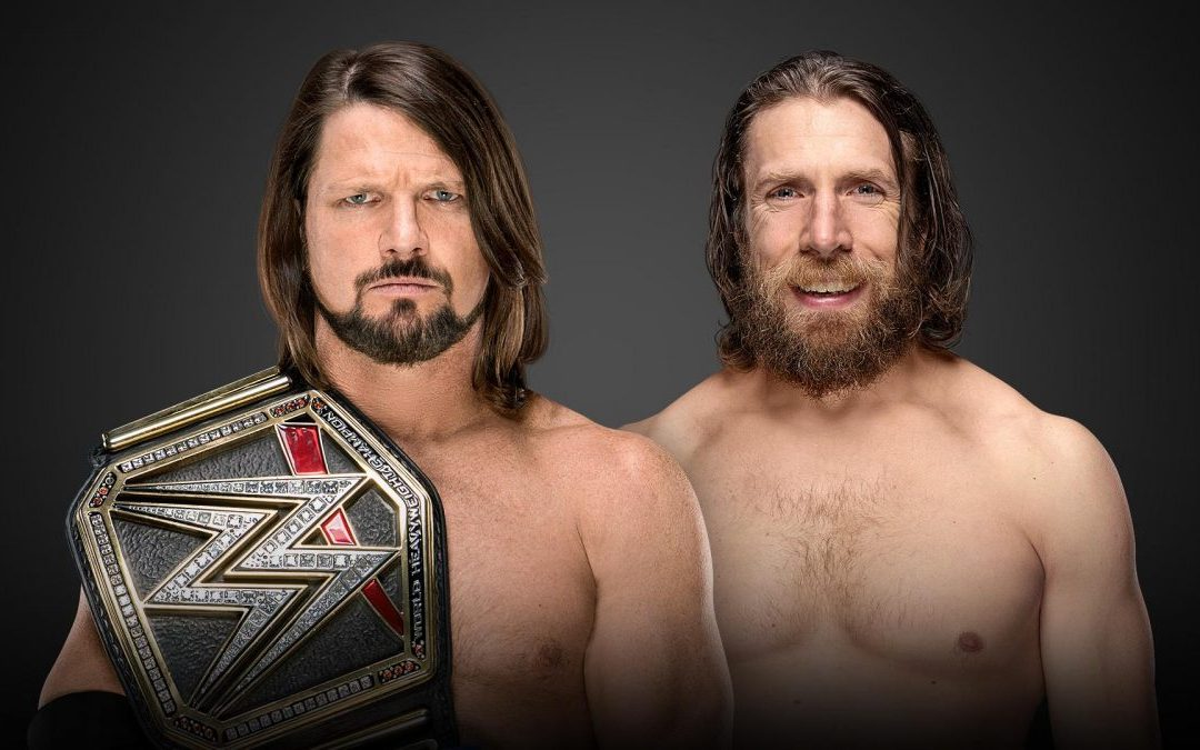 AJ Styles vs Daniel Bryan, #WWEEvolution, WWE World Cup, #NXTUK – One Nation Radio 10/21
