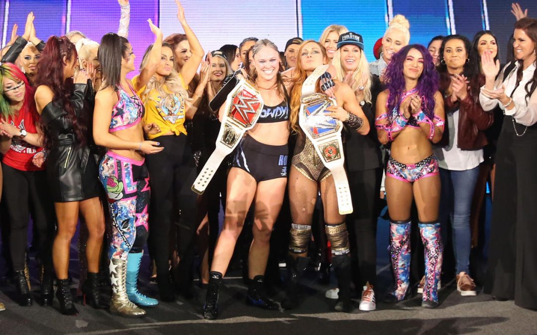 One Nation Radio – #WWEEvolution INSTANT Full Show Review 10/29