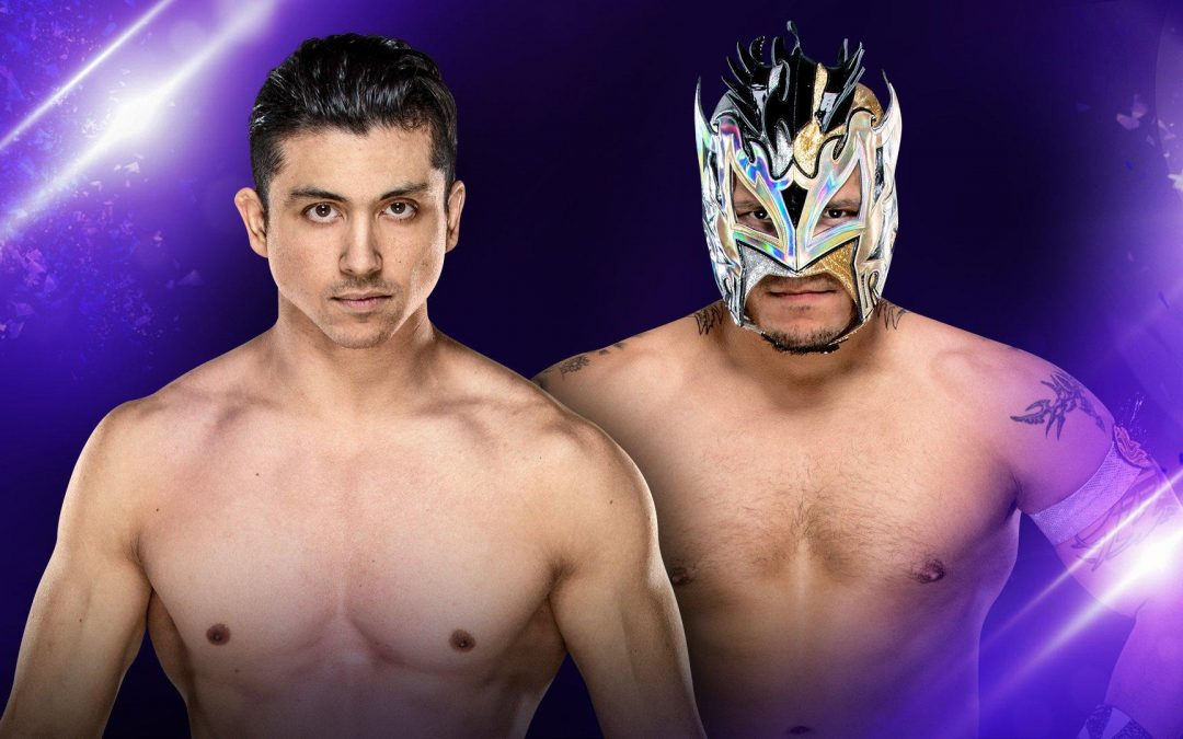 WWE 205 Live Review: (10/03/18) – TJP vs Kalisto