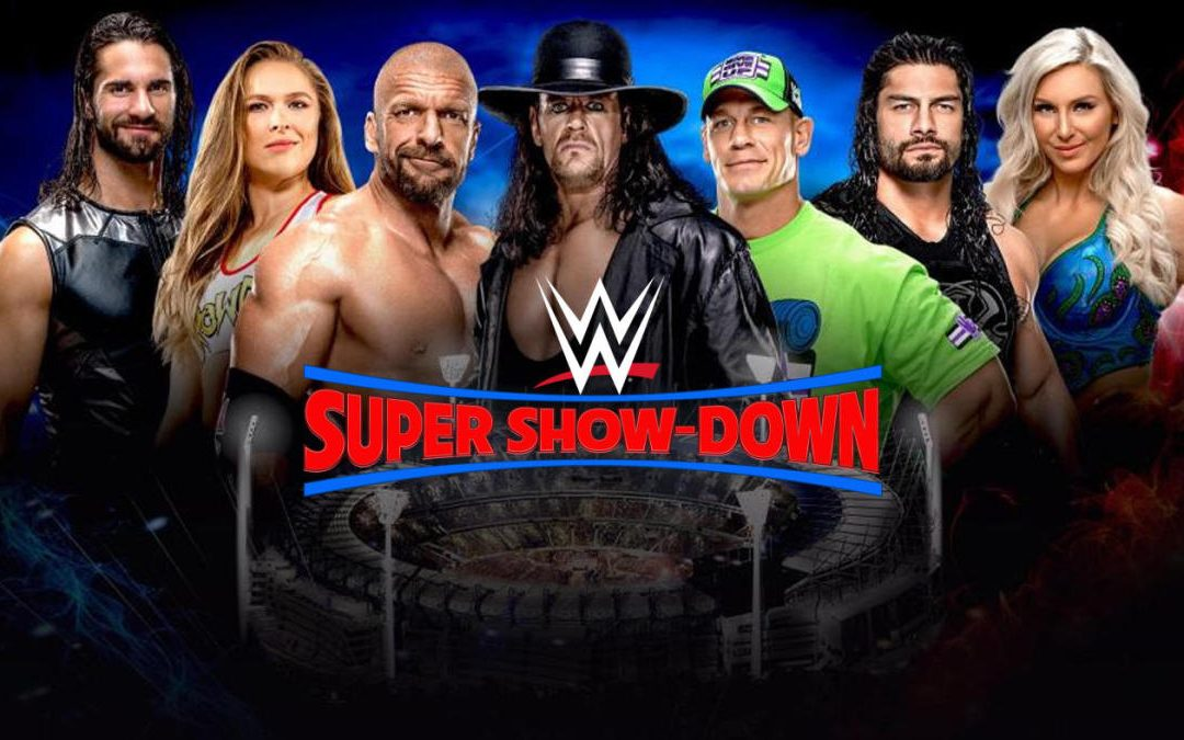 The Ricky & Clive Wrestling Show: WWE Super Show-Down Preview