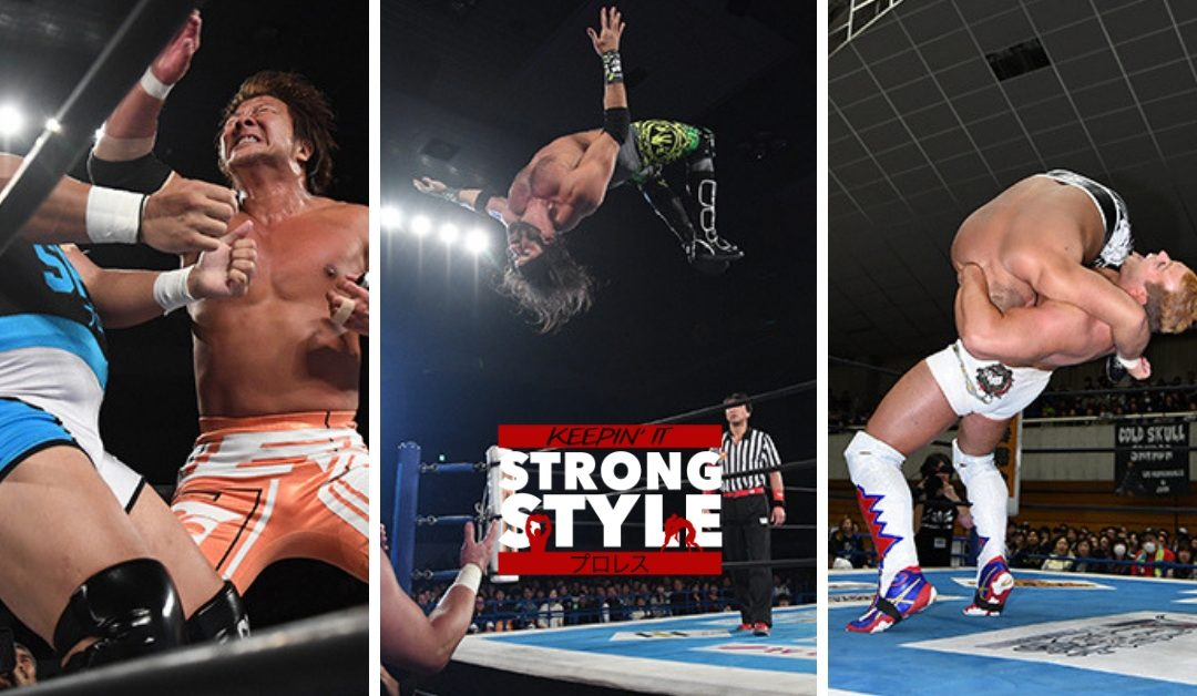 Keepin' It Strong Style – EP 52 – World Tag League Update