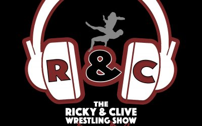 The Ricky & Clive Wrestling Show: WWE TV & News Catch-up