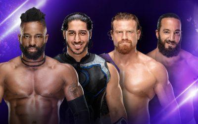 205 Live Review (11/28/18): Mustafa Ali & Cedric Alexander vs Buddy Murphy & Tony Nese