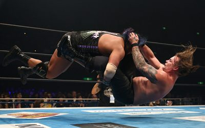 Keepin' It Strong Style – EP 49 – NJPW Power Struggle 2018 Review