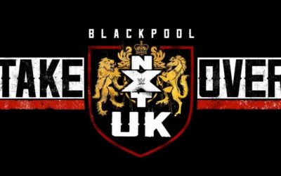 The Ricky & Clive Wrestling Show: NXT UK Takeover: Blackpool Announcement
