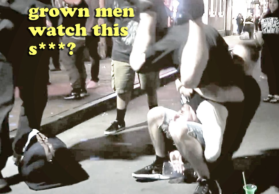 Grown Men Watch This S***? Ep 13 – Slade Mercer Interview & MORE