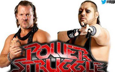 NJPW Power Struggle 2018 Predictions
