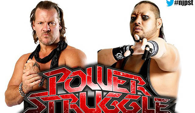 NJPW Power Struggle 2018 Predictions