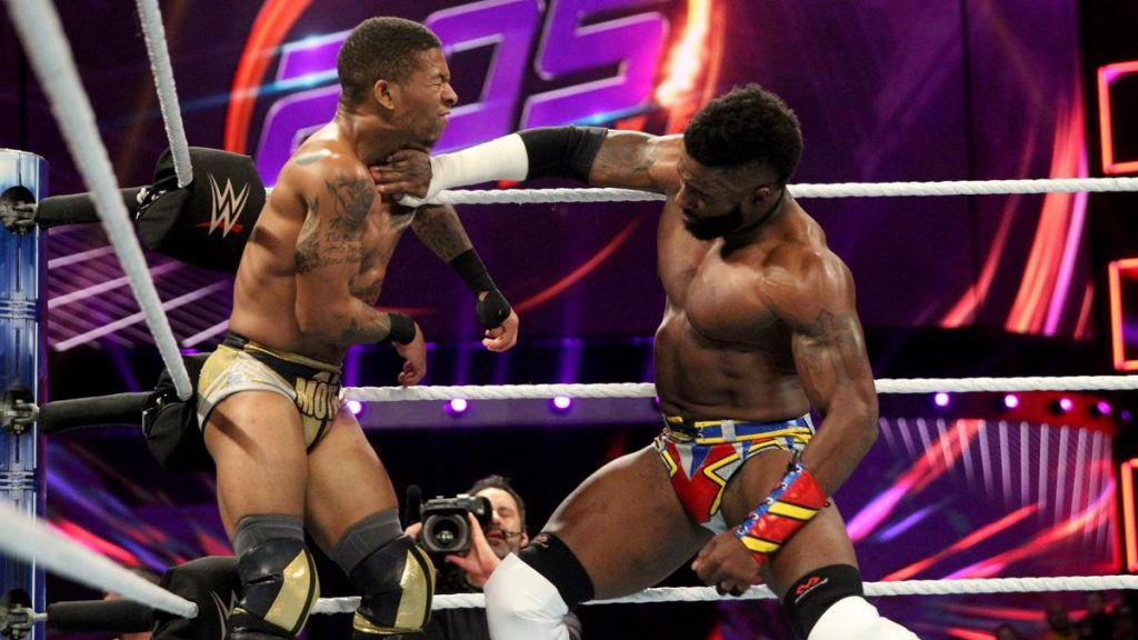 Cedric Alexander vs Lio Rush