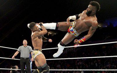 205 Live Review (11/14/18): Cedric Alexander vs Lio Rush