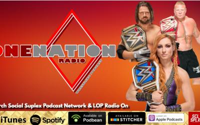 One Nation Radio – With Simon Cotton of Sportskeeda.com, Free Subject Episode