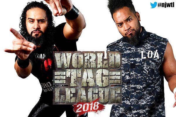Keepin' It Strong Style – EP 50 – World Tag League 2018 Preview