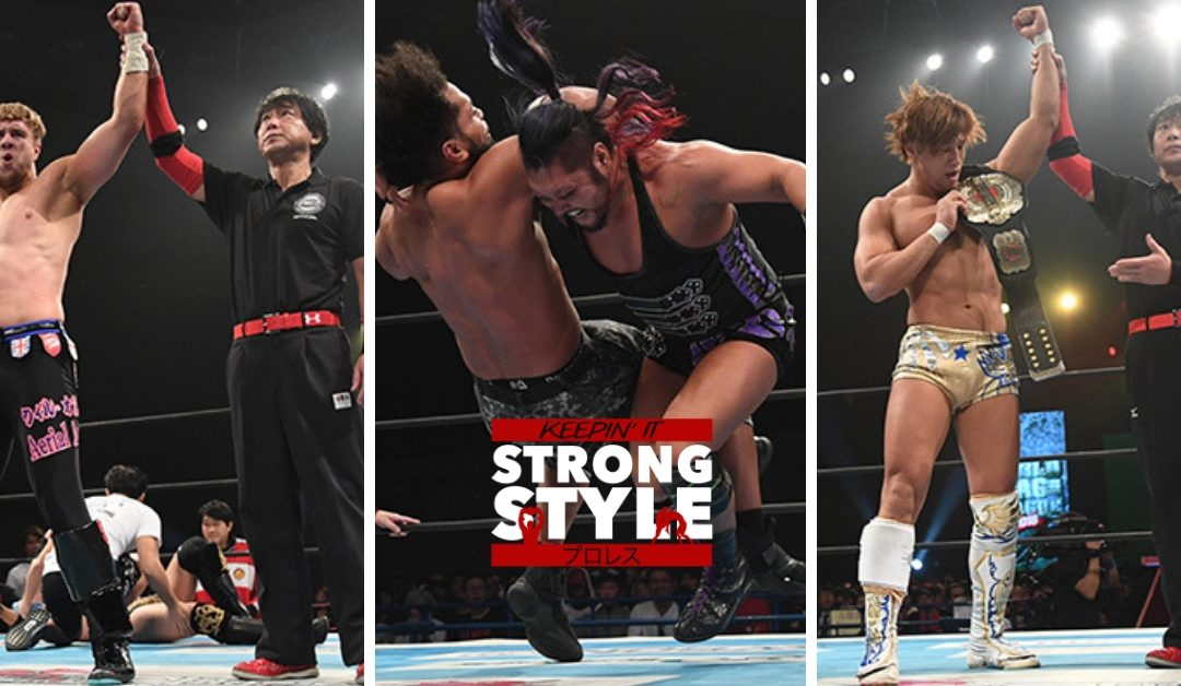 Keepin' It Strong Style – EP 54 – World Tag League Finals