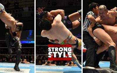 Keepin' It Strong Style – EP 53 – One Year Anniversary, WTL, Mailbag, and more!
