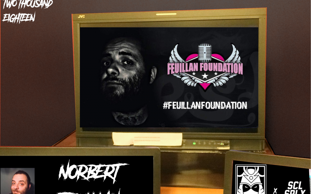 Wilfred Watches Podcast – NJPW France Commentator Norbert Feuillan Interview!