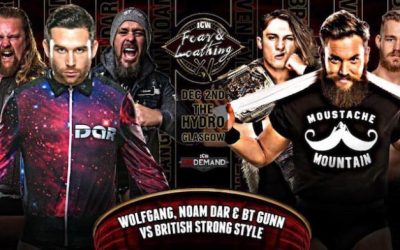 The Ricky & Clive Wrestling Show: ICW Review & Wild Predictions for WWE in 2019
