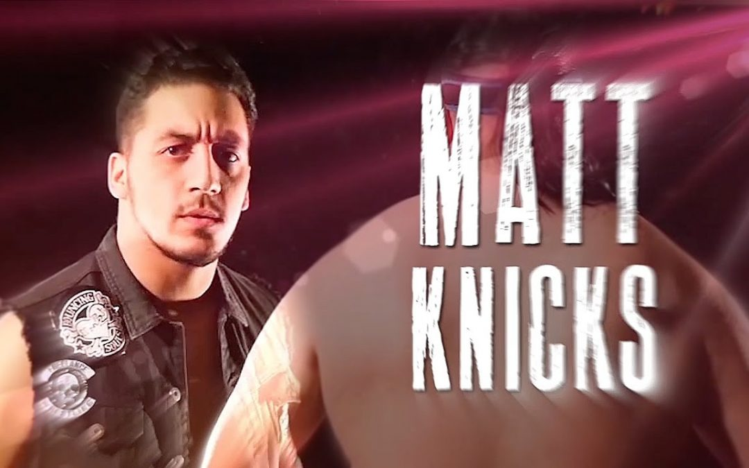 Grown Men Watch This S***? Ep 15 – Freelance Wrestling's Matt Knicks Interview