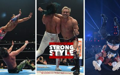 Keepin' It Strong Style – EP 58 – Wrestle Kingdom 13 and New Year Dash Review