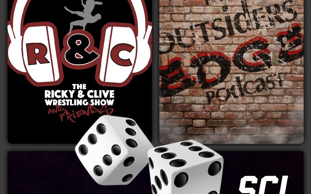 """Ricky & Clive's """"Sizzling Sidewinder"""" with Outsiders Edge"""