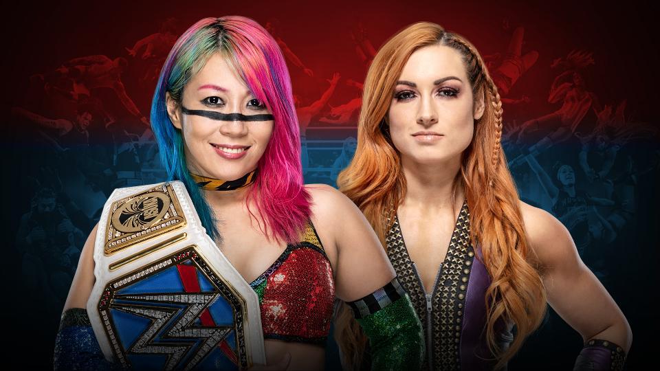 Asuka (c) vs. Becky Lynch