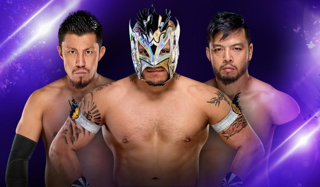 205 Live Review (01/22/19): Go-Home Show Before WWE Royal Rumble: Akira Tozawa vs Kalisto vs Hideo Itami