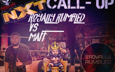 Omega Luke Podcast – FANTASY BOOKING LEAGUE Royally Rumbled vs Maff – NXT Call Up