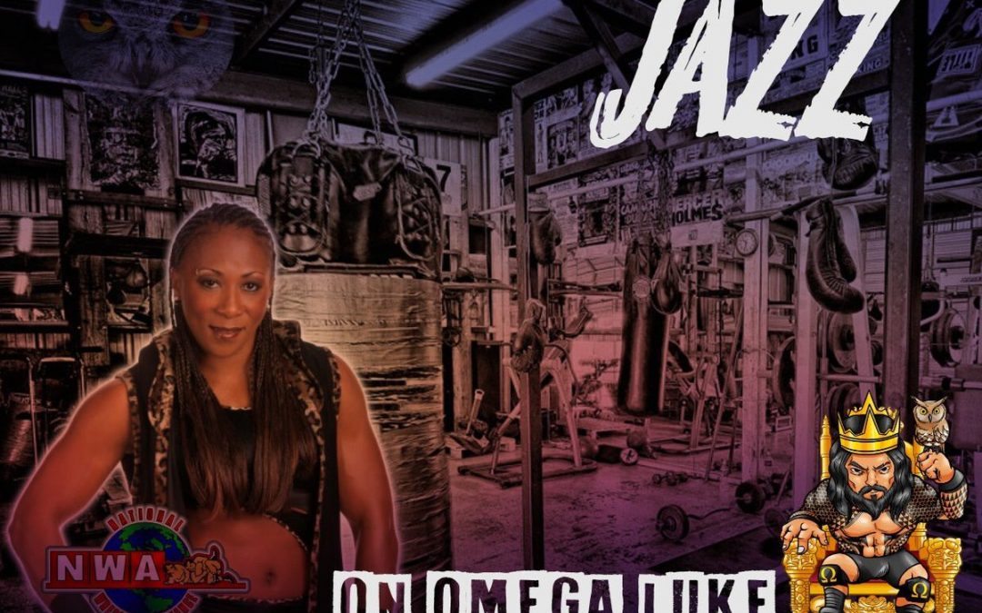 Omega Luke Podcast – Jazz Interview, The current NWA Women's Champion