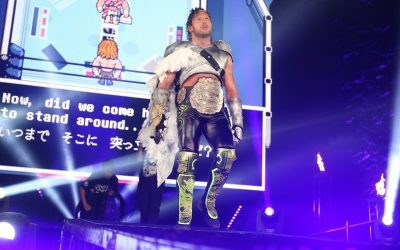 Latta's Lariato: Nas Once Asked Who's World Is This? The World Is Kenny Omega's