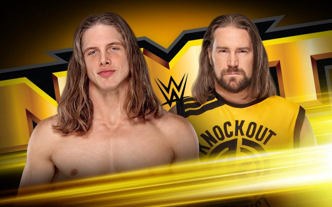 NXT Review (1/2/19): Matt Riddle vs Kassius Ohno