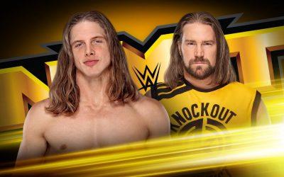 NXT Review (1/2/19): Matt Riddle vs Kassius Ohno