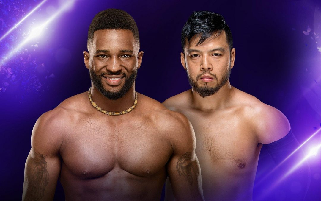 205 Live Review (01/09/19): Cedric Alexander vs Hideo Itami