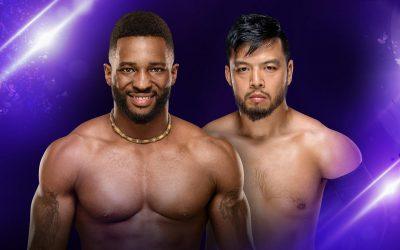 205 Live Review (01/09/19): Cedric Alexander vs Hideo Itami