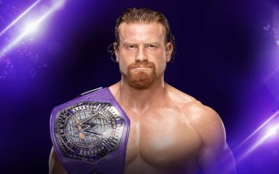 205 Live Review (01/15/19): Buddy Murphy's Open Challenge