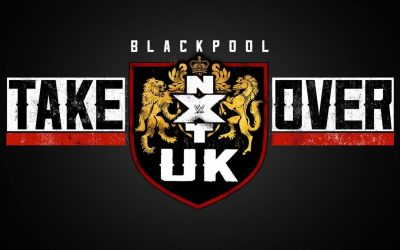 One Nation Radio – WWE UK Takeover Blackpool, Chris Jericho Signs With AEW, + Your Questions