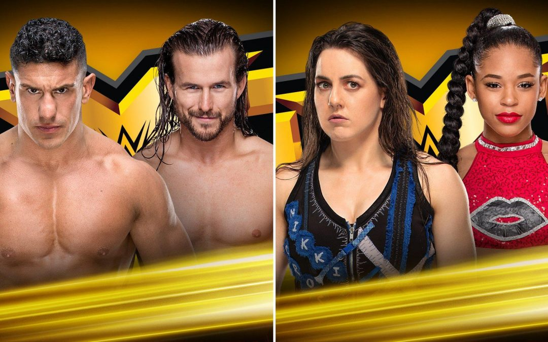NXT Review (01/09/19): Nikki Cross vs Bianca Belair, Adam Cole vs EC3