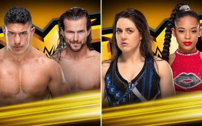 NXT Review (01/09/19): Nikki Cross vs Bianca Belair, Adam Cole vs EC3