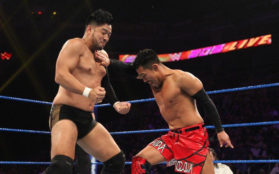 205 Live Review (01/29/19): Hideo Itami vs Akira Tozawa