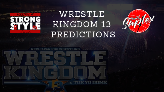 Wrestle Kingdom 13 Predictions
