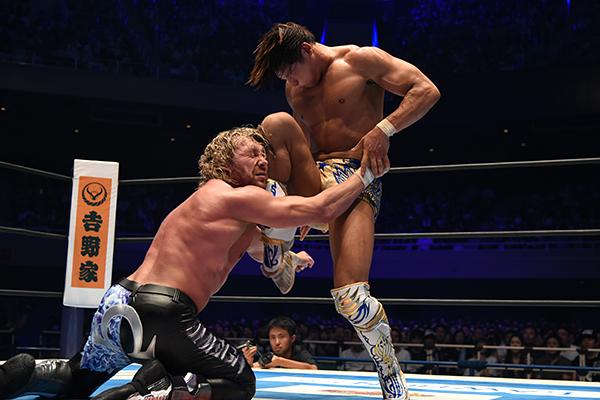Kota Ibushi vs. Kenny Omega (8/11 - NJPW)