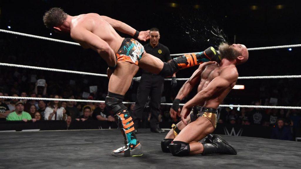 Johnny Gargano vs Tommaso Ciampa (4/7 - NXT)