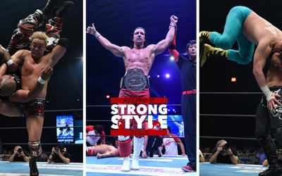 Keepin' It Strong Style – EP 63 – New Beginning in Osaka 2019 Review