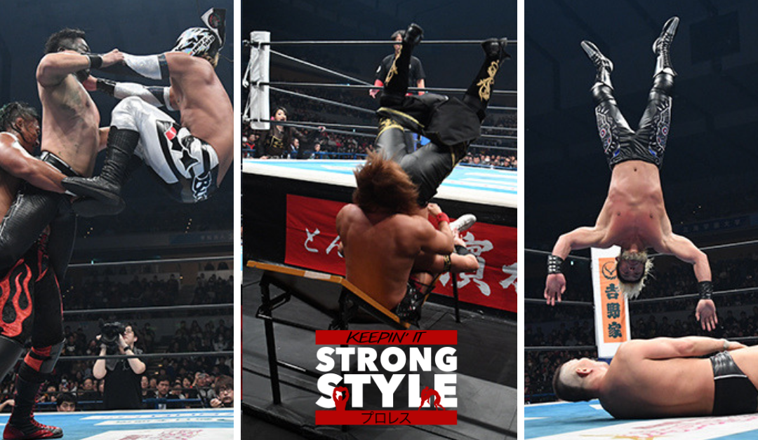 Keepin' It Strong Style – EP 62 – New Beginning in Sapporo 2019 Review
