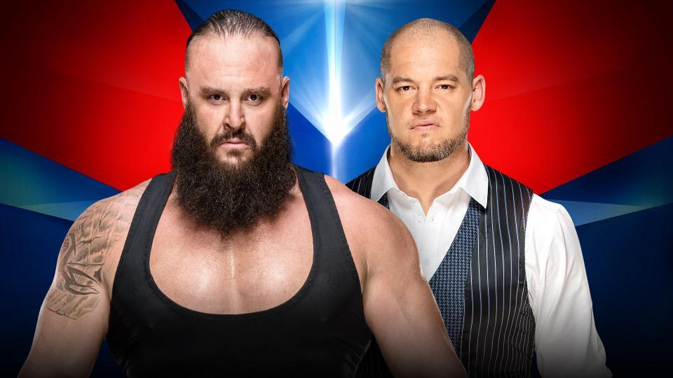 Braun Strowman vs. Baron Corbin