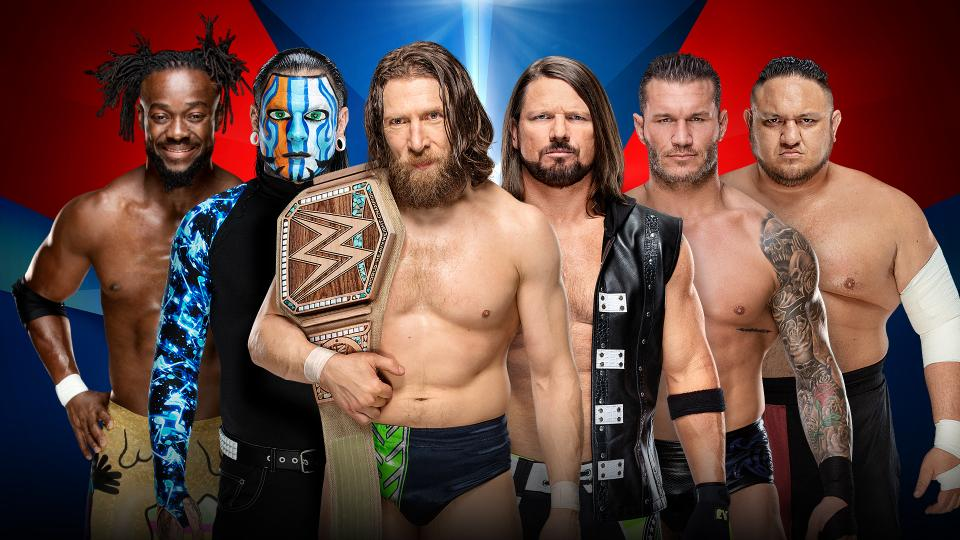 Ricky & Clive's WWE Elimination Chamber Preview & Predictions
