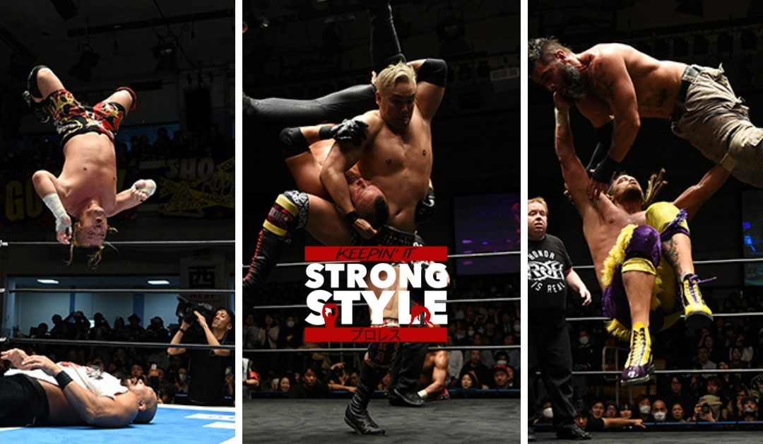 Keepin' It Strong Style – EP 65 – Honor Rising 2019 Review