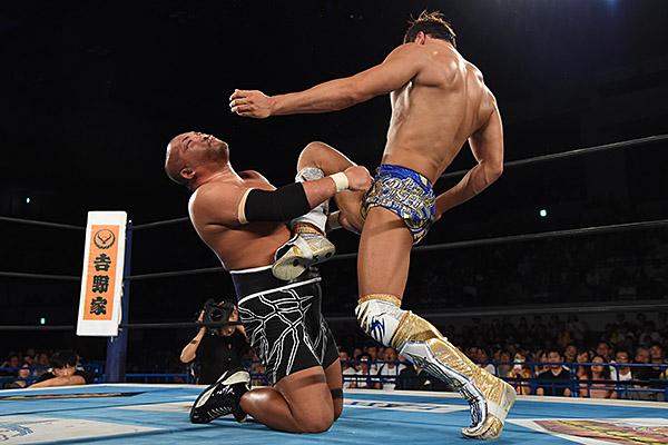 Tomohiro Ishii vs. Kota Ibushi (7/28 - NJPW)