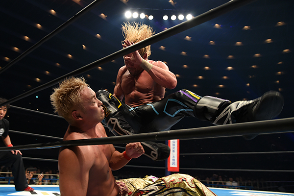 Kenny Omega vs. Kazuchika Okada (6/9 - NJPW)
